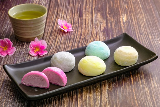 how to store mochi