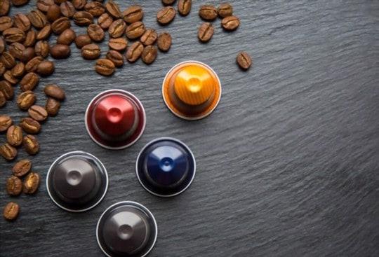 how to store nespresso pods