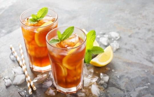 how to store sweet tea