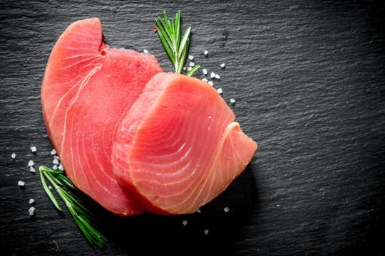 how to store tuna steaks