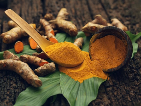 how to store turmeric powder and root