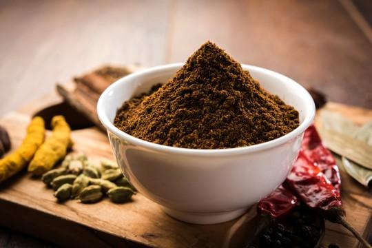 how to substitute garam masala
