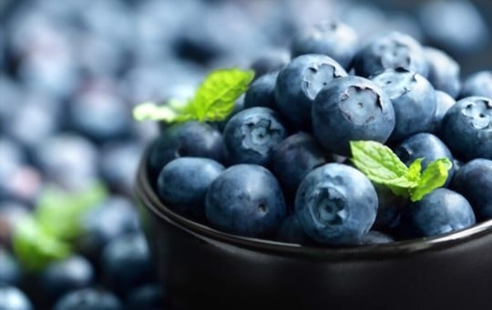 how to tell if blueberries are bad