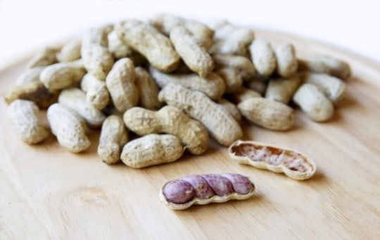 how to tell if boiled peanuts are bad