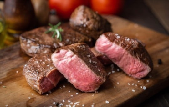 how to tell if cooked beef is bad