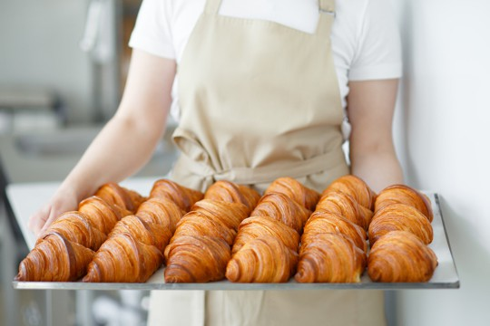 how to tell if croissants are bad