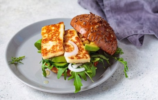 how to tell if frozen halloumi is bad