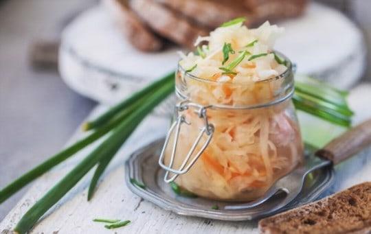 how to tell if frozen sauerkraut is bad