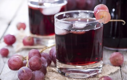 how to tell if grape juice is bad