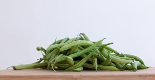 how to tell if green beans are bad