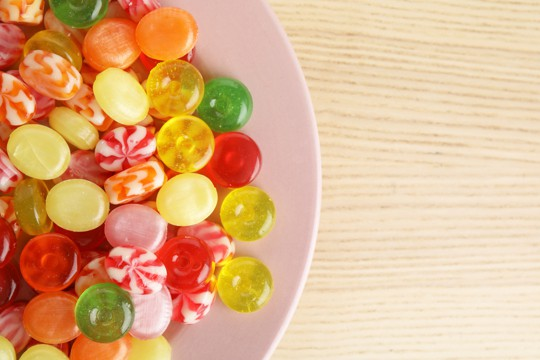 how to tell if hard candy is bad
