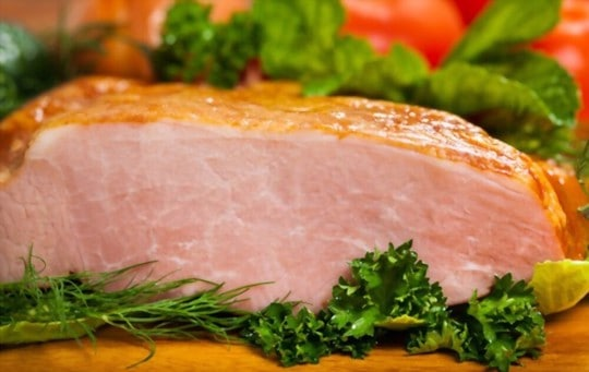 how to tell if honeybaked ham is bad