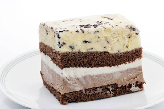 how to tell if ice cream cake is bad