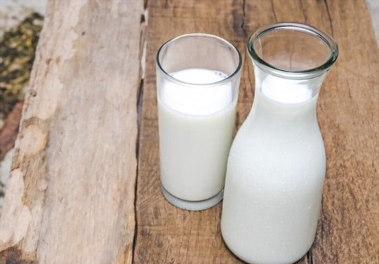 how to tell if raw milk is bad