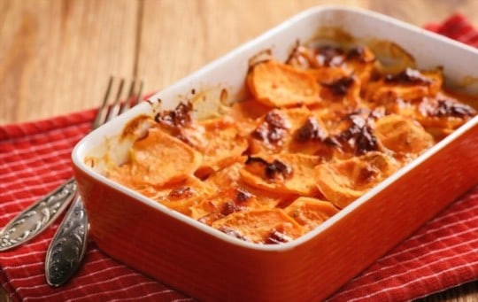 how to tell if sweet potato casserole is spoiled