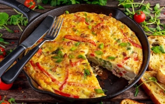 how to thaw and reheat frozen frittata