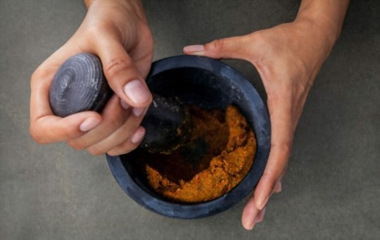 how to thaw frozen curry paste