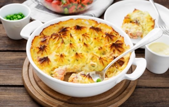 how to thaw frozen fish pie