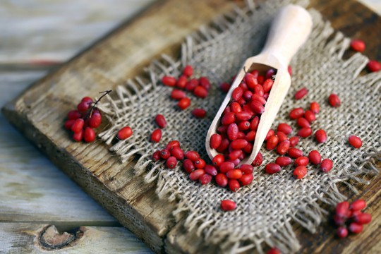 how to use barberries in recipes