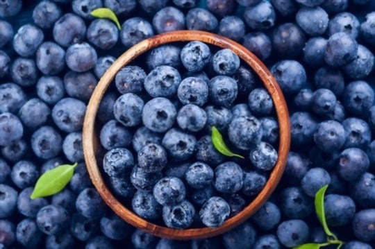 how to use blueberries in recipes