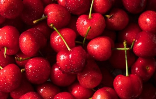 how to use cherries in recipes