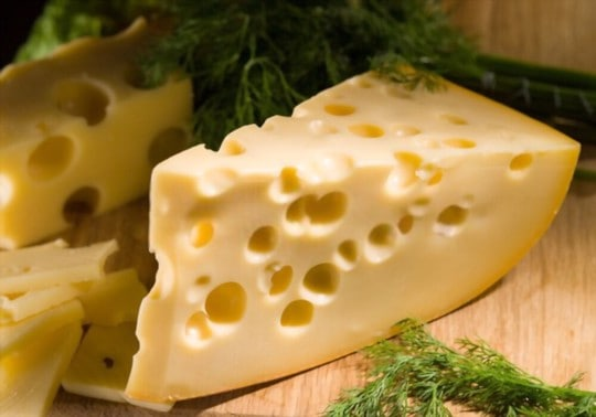 how to use defrosted swiss cheese