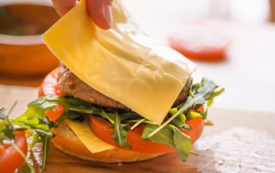 how to use frozen american cheese