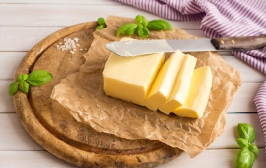 how to use frozen butter