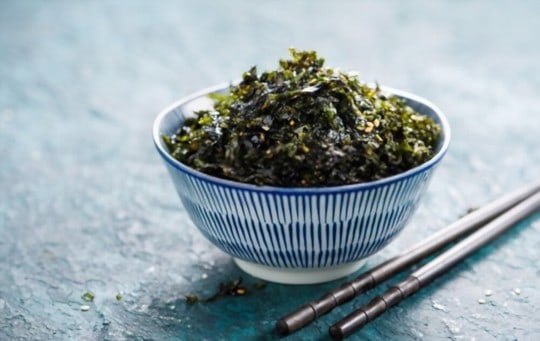 how to use nori in recipes