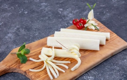 how to use thawed string cheese