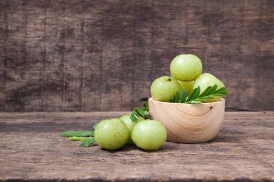 nutritional benefits of amla