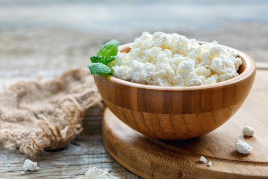 nutritional benefits of cottage cheese