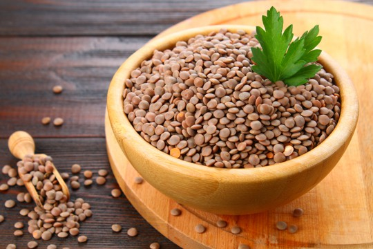 nutritional benefits of lentils