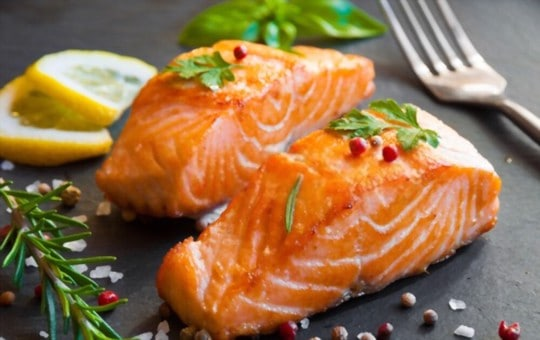 nutritional benefits of salmon