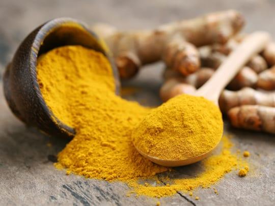 nutritional benefits of turmeric