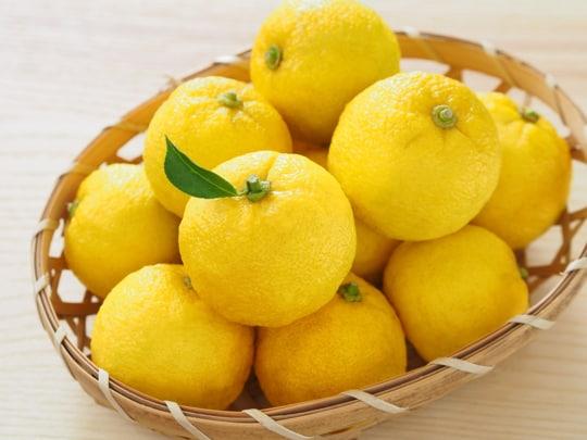 nutritional benefits of yuzu