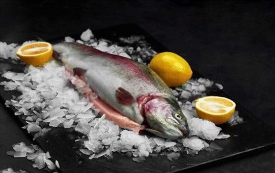 tips for storing frozen fish properly