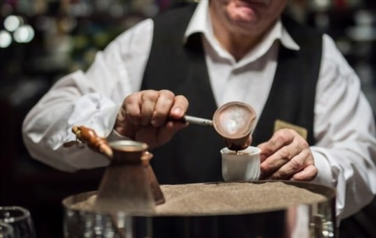 turkish coffee vs espresso