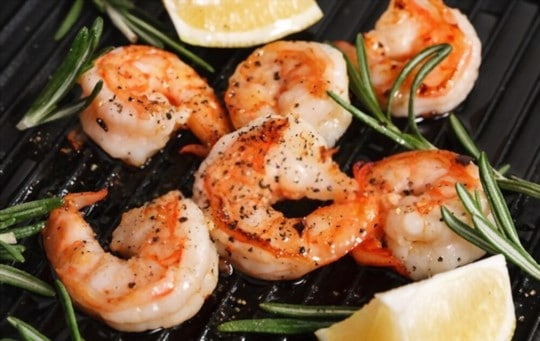 types of cooked shrimp dishes you can freeze