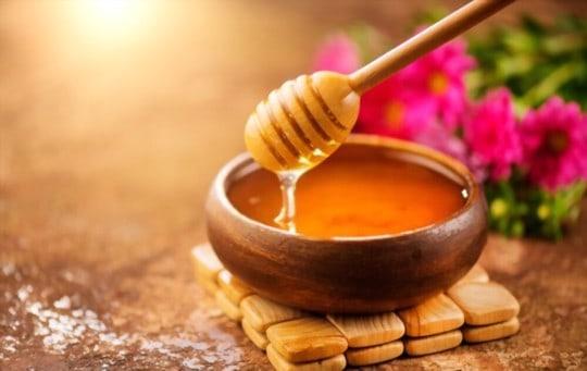 varieties of honey