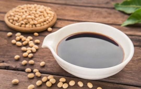 varieties of soy sauce