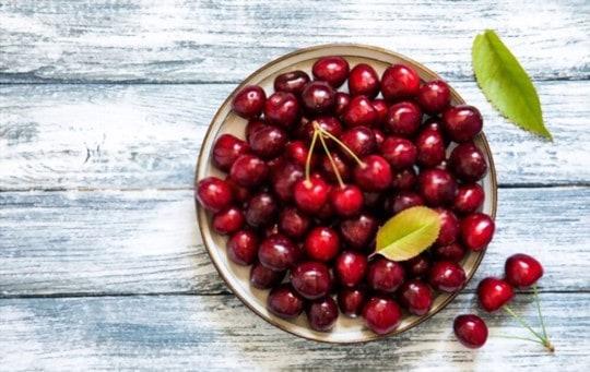what are cherries