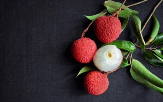 what are lychees