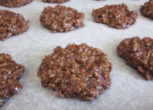 what are nobake cookies