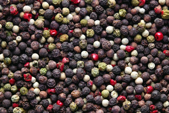 what are peppercorns