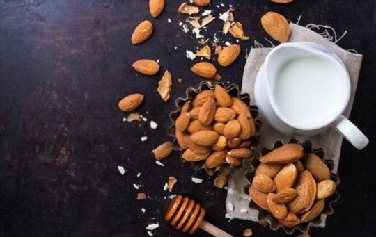what does almond milk taste like