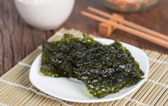 what does nori taste like