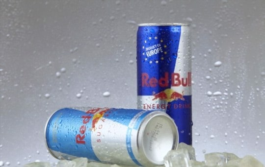what does red bull smell like