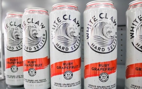 what does white claw taste like