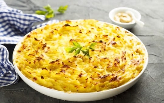what exactly is fish pie